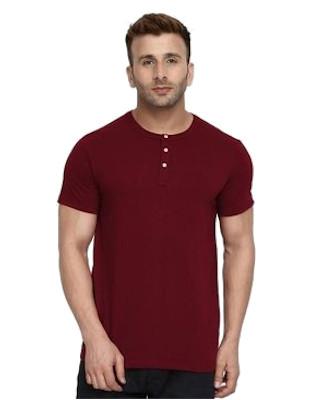 henley t shirt online shopping